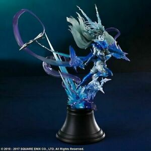 Final Fantasy XIV Meister Quality Figure - Shiva! With Autograph from Yoshi P