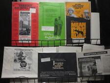 Movie Pressbook lot of 19 from 60s +70s Hepburn Fonda Movie Memorabilia F-VF