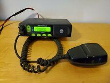 Motorola Pm 400 Uhf Ham/Commercial Radio