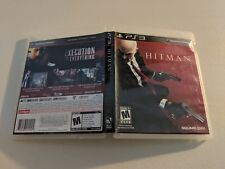 HITMAN ABSOLUTION PLAYSTATION 3 PS3 LN PERFECT CONDITION/-
