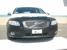 Colgan Front End Mask Bra 2pc. Fits Volvo V70 2008-2010 With License Plate