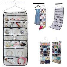 Hanging Closet Organizer Storage Shelf Rack Clothes Wardrobe Misslo 42 Pockets