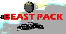 BEAST UPGRADE:  Pack Gel Gun Upgrade 14 x Parts + Ammo M4 SCAR HK416 etc gearbox