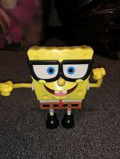 "Spongebob Squarepants Talking Toy 5"" Action Figure Jellyfishing Just Play Viacom"