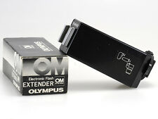 OLYMPUS OM ELECTRONIC FLASH EXTENDER NUOVO/NEW RARO