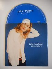 JULIA FORDHAM : CONCRETE LOVE [ CD ALBUM ]