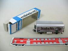 z782-0,5# Märklin H0 Bierwagen/Sonderwagen Staufen Pils 4415 TOP+OVP
