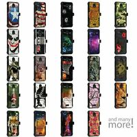 For Cricket Icon 2 Armor Shock Holster Belt Clip Case