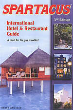 Spartacus: International Hotel & Restaurant Guide, Bruno Gmunder | Paperback Boo