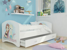 Lovely Bed LUCKY for Children Toddler Kids + Drawer + Mattress + Free Delivery
