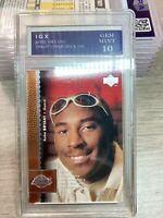 Kobe Bryant RC Rookie 1996-97 Upper Deck #58 L.A Lakers IGX Gem Mint 10 HOF