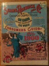 Consumers Guide, Fall 1900 (1970, Hardcover)