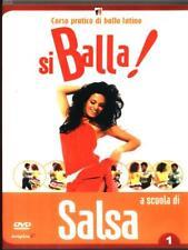 DVD: Si Bailando! En Escuela Por Salsa Aa.vv. Digital 0000