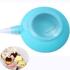 Newly Set Kit Silicone Cake Dessert Macaron Decorating Baking Mold Pen 3 Nozzles
