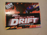 THE FAST AND THE FURIOUS CONVERSION KIT    arcade game    OWNERS manual