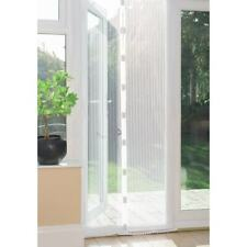 "Magnetic Hands-Free Door Screen Mesh Keeps Bugs Insects Mosquitos OUT 80""x35"""
