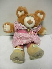 Furskins Fannie Fay Plush