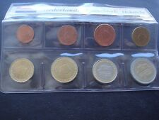 Netherlands  2010 year UNC coin set from 1 cent - 2 euro total 8 coins 3,88 euro