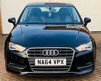 Audi A3 Sportback tdi - 12 months MOT