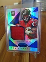 2015 PANINI CERTIFIED TEVIN COLEMAN JERSEY RC BLUE /99 FALCONS