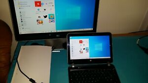 """Mini HP Pavilion DM1-Beats Audio_ avec Windows 10 _ & (11,6"""" pouces"""