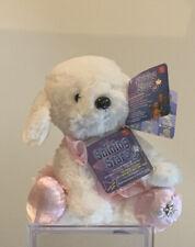 NEW WITH TAGS Shining Stars BICHON BALLERINA DOG Plush Stuffed Animal