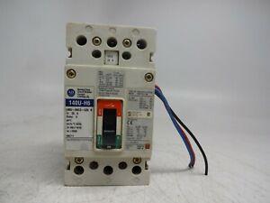 Allen-Bradley 140U-H6 Circuit Breaker 140U-H6C3-C25-A /B 25A 3 Pole