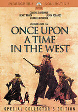 Once Upon a Time in the West (Dvd, 2003, 2-Disc Set) Widescreen, Collector's Ed