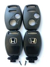 2 For 2006 2007 2008 2009 2010 Honda Civic EX - Remote Key Fob Uncut Shell Case