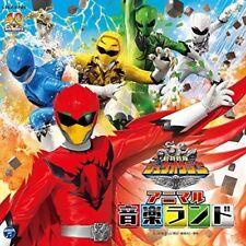 Est-Doubutsu Sentai zyuohger OST Animal Ongaku pays-JAPAN CD g88