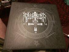 """Nastrond myrkr LTD ED 10"""" Bianco Pic Disc Black Metal"""