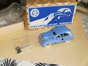 CIJ réédition Renault Viva Grand Sport