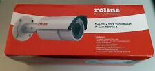 Roline RBOV2-1 IP Cam 2 Megapixel Kamera Full HD POE IR Nachtsicht SD-Kartenslot