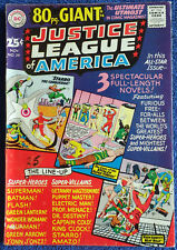 Justice League of America #39 - 80 pg Giant G16 - Fox! Sekowsky!