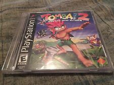 Tomba 2: The Evil Swine Return (Sony PlayStation 1,  PS1)