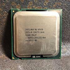 Intel Core 2 Quad Q9450 2.66GHz Quad-Core CPU Desktop Processor SLAWR LGA 775