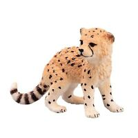 Schleich Cheetah Cub Animal Figure NEW IN STOCK Educational