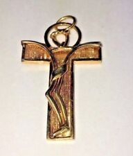Unique Greek Orthodox 14k Cross 5.8 grams