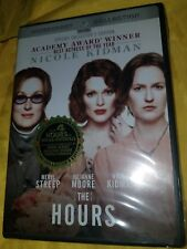 The Hours (DVD) NEW AND SEALED (Nicole Kidman, Meryl Streep, and Julianne Moore)