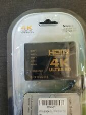 New listing 5 Port Hdmi 4K Auto Switch Selector Splitter Hub Ir Remote Hdtv (5 In 1 Out)