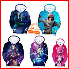 * fortnite Battle Royale 3d sudaderas Game fan Kids Sport ocio