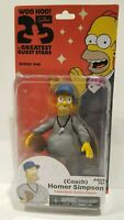 THE SIMPSONS 25 OF THE GREATEST GUEST STARS HOMER SIMPSON ACTION FIGURE PACKAGE