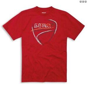 Mens Ducati Heartbeat T-Shirt