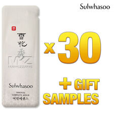 Sulwhasoo Innerise Complete Serum 30pcs Essence Anti-Wrinkle Amore Pacific +Gift