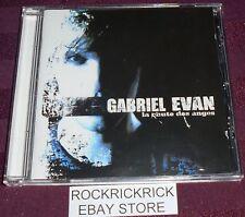 GABRIEL EVAN - LA CHUTE DES ANGES -14 TRACK CD-  (BRAND NEW)