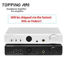 Topping A90 Hi-Res Digital HiFi Portable Headphone 6.35mm Balanced Amplifier