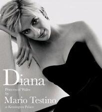 Princess Diana: MARIO TESTINO BOOK AT KENSINGTON PALACE
