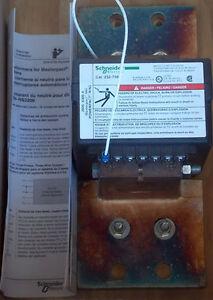 New Schneider Electric 252-7564 Neutral Current Transformer 2000-6300 Amp