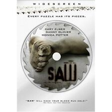 Saw (DVD, 2005, Widescreen) - NEW / FACTORY SEALED