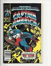Captain America #400 Vf/Nm or 9.0 (Avengers #4 reprint story)